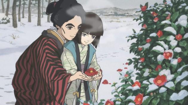 百日紅 映画