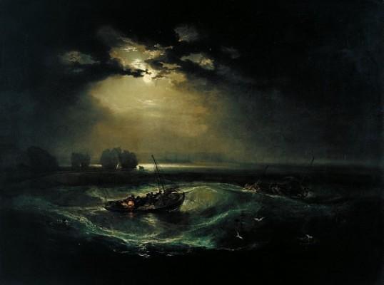 海の漁師たち