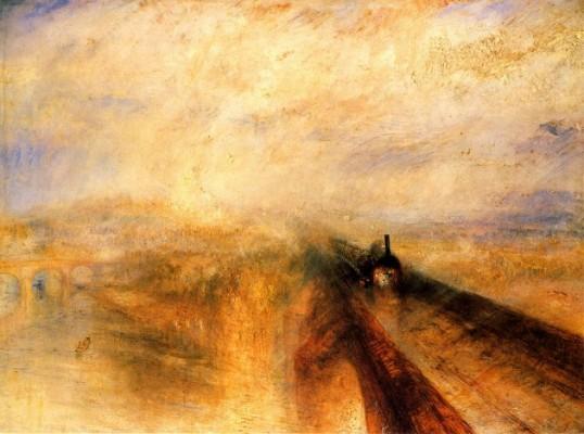 雨、蒸気、スピード-グレート・ウェスタン鉄道