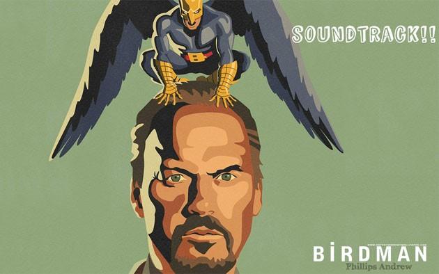 バードマン サウンドトラック
