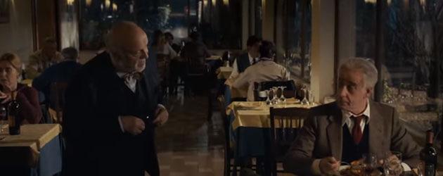 ローマに消えた男