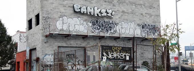 バンクシー・ダズ・ ニューヨーク