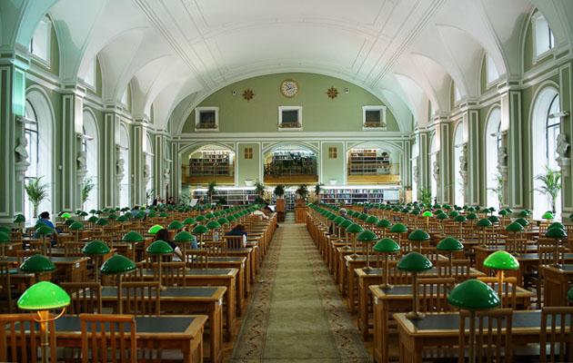 ロシア国立図書館