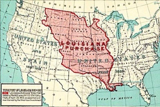 北アメリカ大陸